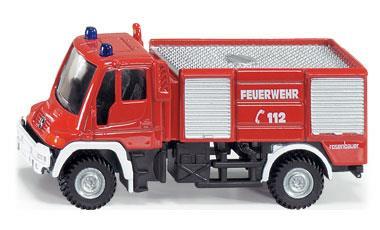 Siku series 10 fire truck Unimog