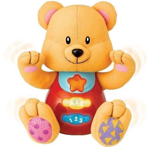 Cuddly teddy bear Kubuś