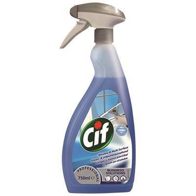 Cif Window& Multisurface Cleaner 750ml