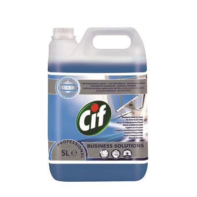 Cif Window& Multisurface Cleaner 5L