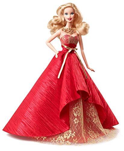 Barbie Christmas Barbie Bdh13 Wb6