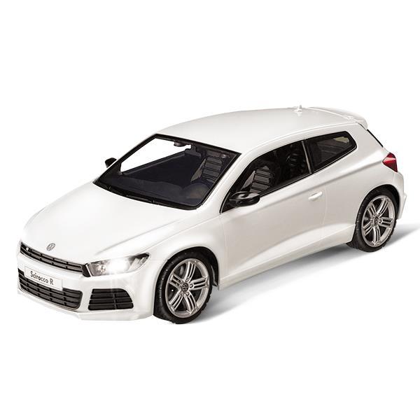 Volkswagen Scirocco skala 1:16