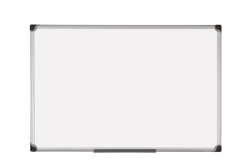 Bílá tabule na psaní , BI-OFFICE Top Professional, 180x90cm, keramický, hliníkov