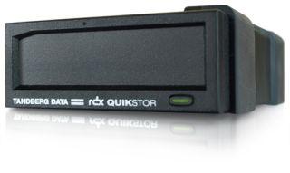 Tandberg RDX External dock, black, USB 3.0 interface (5,25'' bezel)