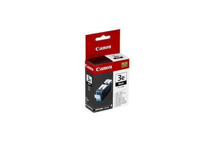 Inkoust Canon BCI3EBK černý | i560, BJC-3000, BJC-6000