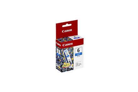 Inkoust Canon BCI6C (BCI-6C) azurový [ BJC-8200, i950, S800/S820D/S830D/S900
