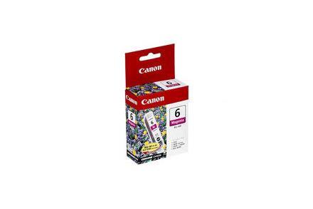Inkoustová náplň Canon BCI6M purpurová | BJC-8200, i950, S800/S820D/S830D/S900
