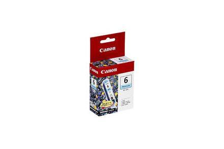 Inkoustová náplň Canon BCI6PC foto azurová | BJC-8200, i950, S800/S820D/S830D