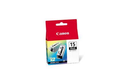 Inkoust Canon BCI15K černý   2x5.6ml   i70/i80