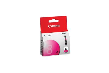 Inkoust Canon CLI8M magenta|13ml| iP3300/4200/4300/5200/5300/6600/6700/MP500/600