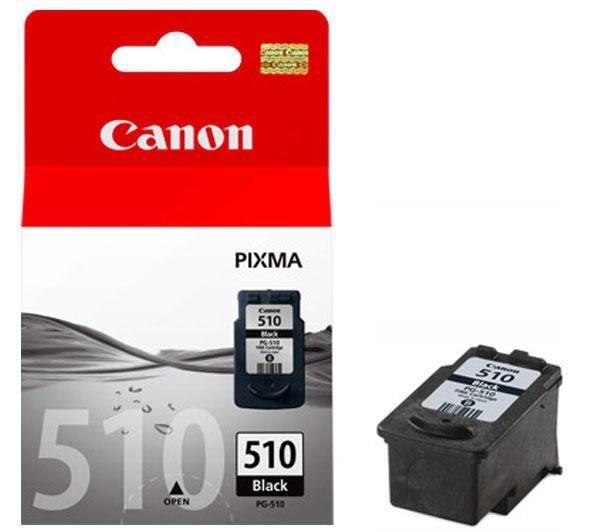 Inkoust Canon PG510 černý | MP240/MP260/MP270/MX360