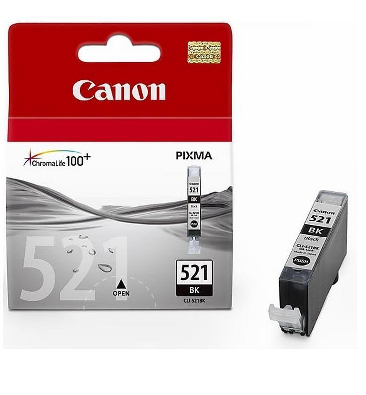 Inkoust Canon CLI521GY (CLI-521GY) šedý | MP980