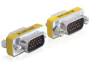 Delock adaptér VGA samec / samec