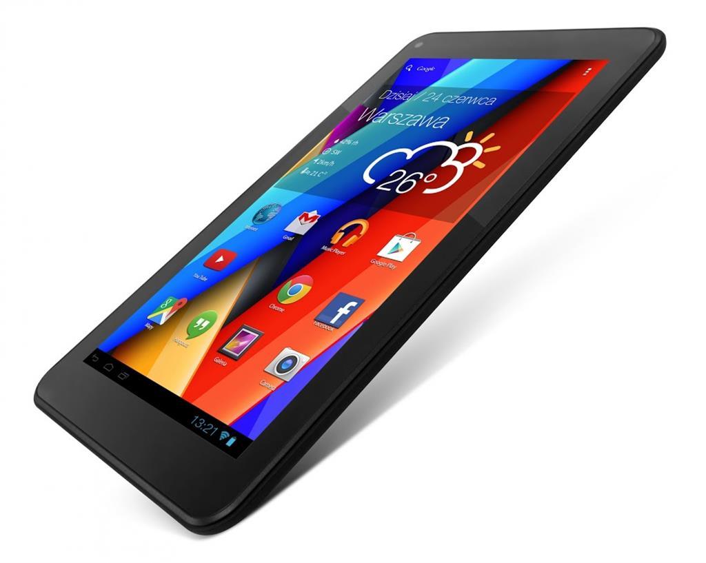 Lark FreeMe X4 9 Black, 9'' TN, 1GHz, 8GB, 512MB RAM, Android 4.4, černý