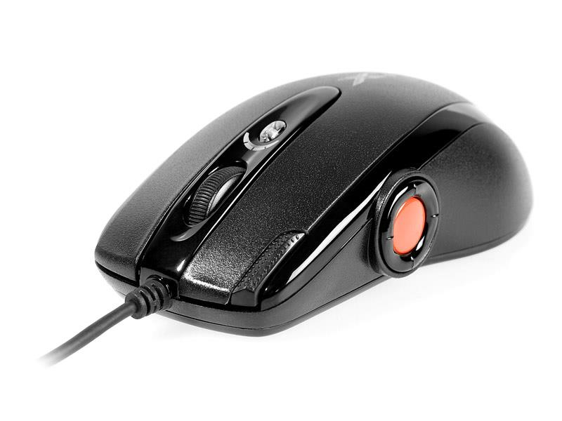 Myš A4-Tech XGame X-755BK USB V-Track
