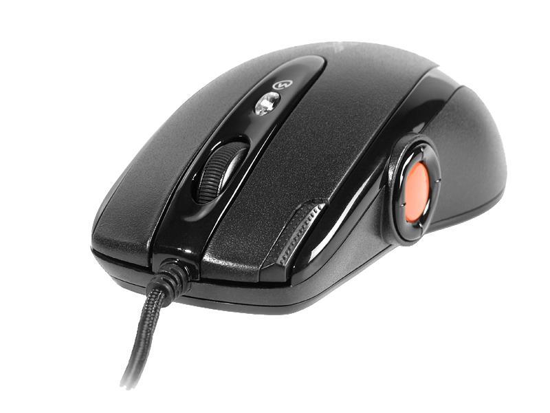Myš A4-Tech XGameV-Track F6 USB V-Track