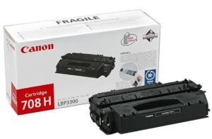 Toner Canon CRG708H (CRG-708H) black [ 6000str., LBP-3300 ]