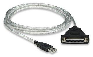 Manhattan USB > Parallel Printer konvertor DB25