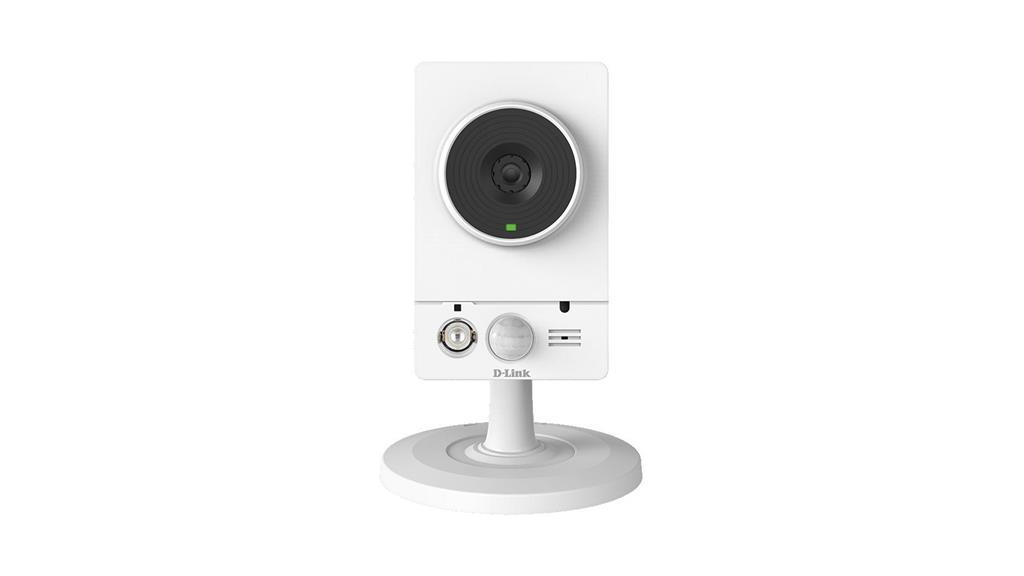 D-Link Vigilance HD Wireless Camera, 1 Mpx, WiFi, PIR, IR 10m, 3DNR, WDR