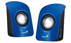 Genius reproduktory SP-U115, blue