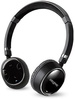 Creative Labs sluchátka WP-350 Bluetooth, s mikrofonem