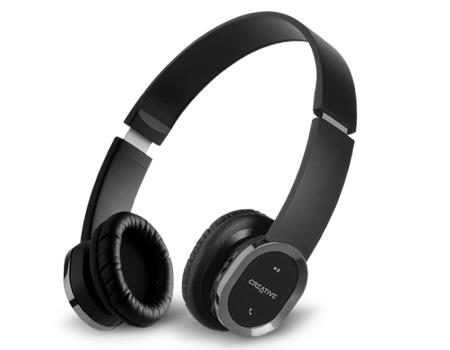 Creative sluchátka WP-450 Bluetooth, s mikrofonem