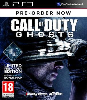Call of Duty: Ghost (10) Free Fall X360 EN