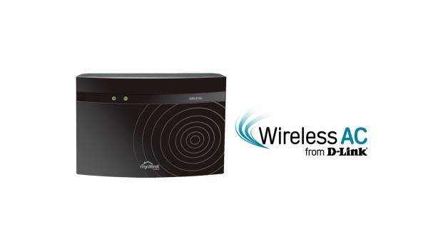 D-Link Wireless AC750 Dual Band Cloud Router