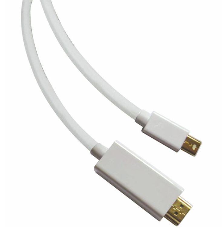 Sandberg kabel Thunder/Mini DisplayPort > HDMI, 1.5m, bílý