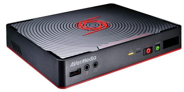 AVerMedia Video Grabber Game Capture HD II, HDMI, FullHD