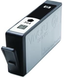 Inkoust HP 364 black Vivera