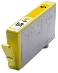 Inkoust HP 364 yellow Vivera