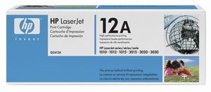 Toner HP black | 2000str | LaserJet1010/1012/1015/1020