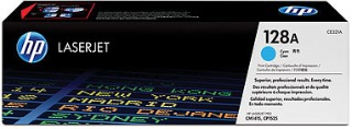 Toner HP 128A cyan   1300str   LaserJet Pro CP1525/CM1415fn MFP