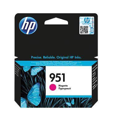 Ink HP 951 magenta   Officejet Pro 8610/8620