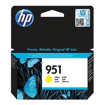 Ink HP 951 yellow   Officejet Pro 8610/8620