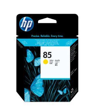 Tisková hlava HP 85 žlutá | designjet30/30gp/30n/130/130gp/130nr