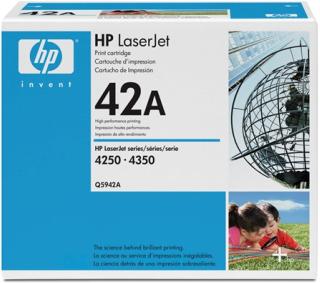 Toner HP black | 10000str | LaserJet4250/4350