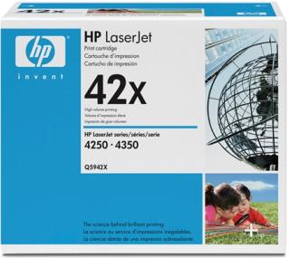 Toner HP black | 20000str | LaserJet4250/4350