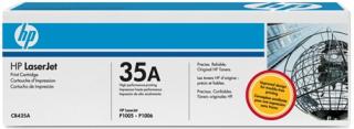 Toner HP black | 1500str | LaserJet P1005/P1006