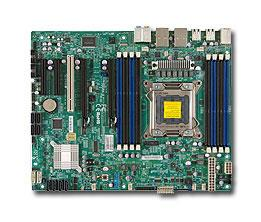 "UP, Xeon E5-2600/1600 processors, Core i7 Extreme, C602 chipset, ATX (12"" x 9.6"""