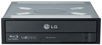 LG Blu-ray vypalovačka SATA 16x BD-R, 16x DVD+/-, DL, bulk, černá