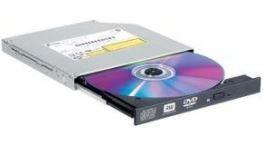 LG SuperMulti Slim SATA DVD+/-R 8x, DVD+RW 8x, DVD+R DL 8x, M-Disc, černá