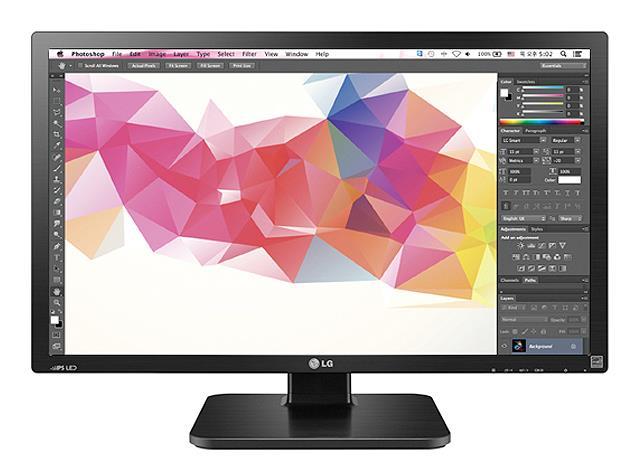 LG LCD 27MB85Z-B 27'' ultrawide, IPS, 5ms, WQHD, DVI-D, HDMI, DP