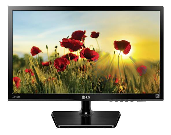 LG Monitor 22MP47D-P 22'' IPS LED Full HD 14ms D-Sub DVI-D