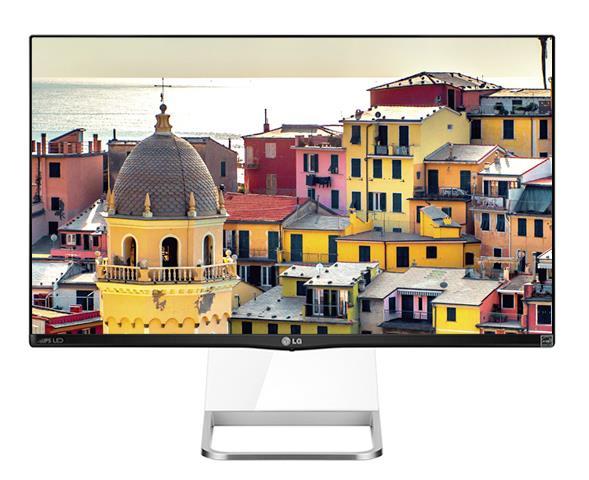 LG LCD 24MP77HM-P 23.8'' AH-IPS, LED, Full HD, HDMI, D-Sub, 5ms, black