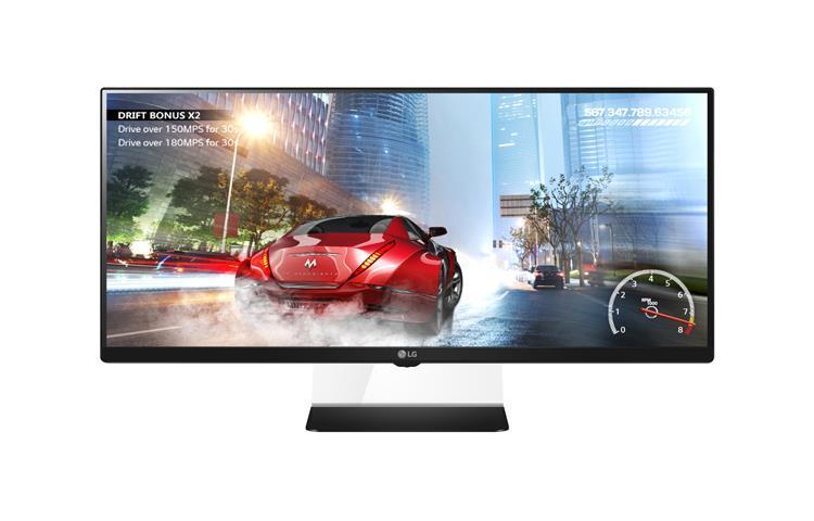 Monitor LG 34UM67-P 34'', IPS, 2560x1080 21:9, HDMI, DP
