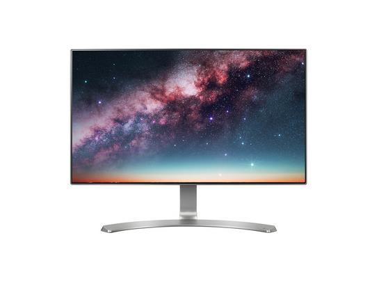 Monitor LG 24MP88HV-S 23.8'', IPS, Full HD, D-Sub/HDMI, speakers