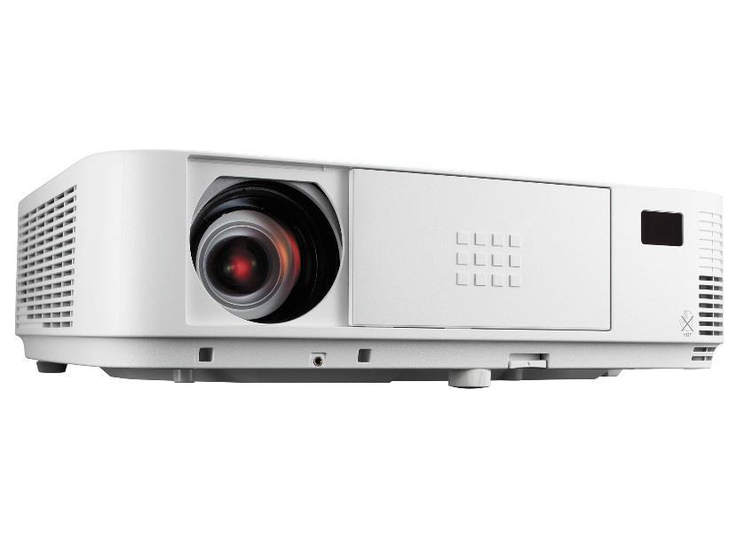 Projektor NEC M322X (XGA, 3200lm, 10000:1)