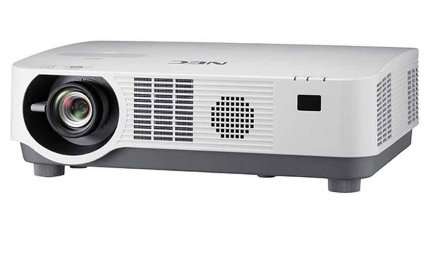 Projector NEC P502HL Installation projector, Full HD, 5000AL, DLP, Las